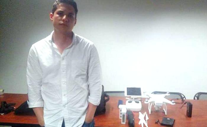 Almagro rechaza detención de Alejandro Puglia