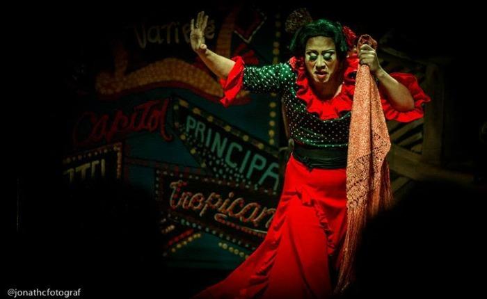 """La obra """"Cabaret Baccarat"""" llega a la sala La Viga del Centro Cultural Chacao"""