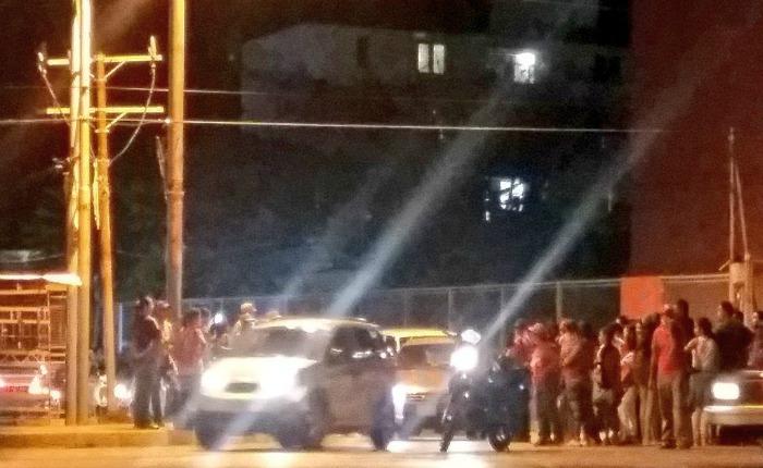 Manifestantes detenidos tras cacerolazo en Villa Rosa fueron dejados en libertad