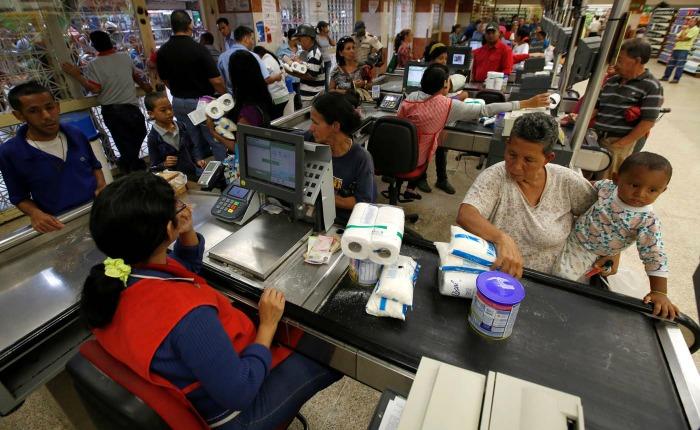 Canasta Básica Familiar de agosto aumentó a 502.881,34 bolívares