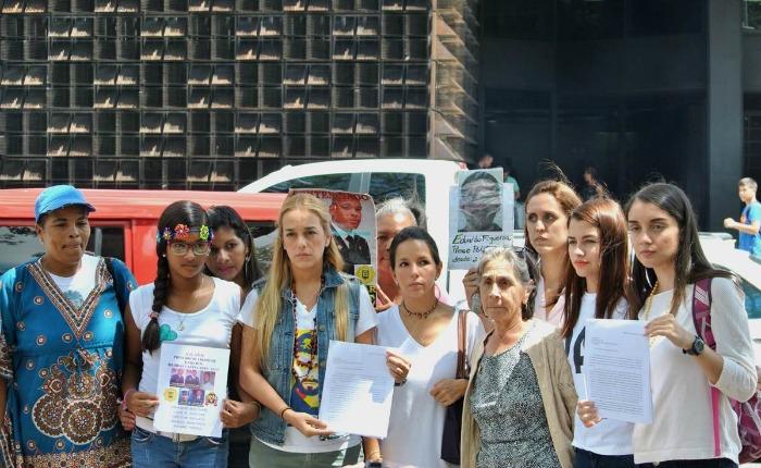 Piden al Ministerio Público garantizar atención médica urgente a presos políticos