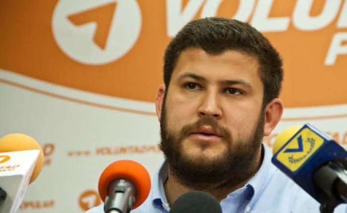 Smolansky denunciará en Noruega golpe de Estado a 12 alcaldes