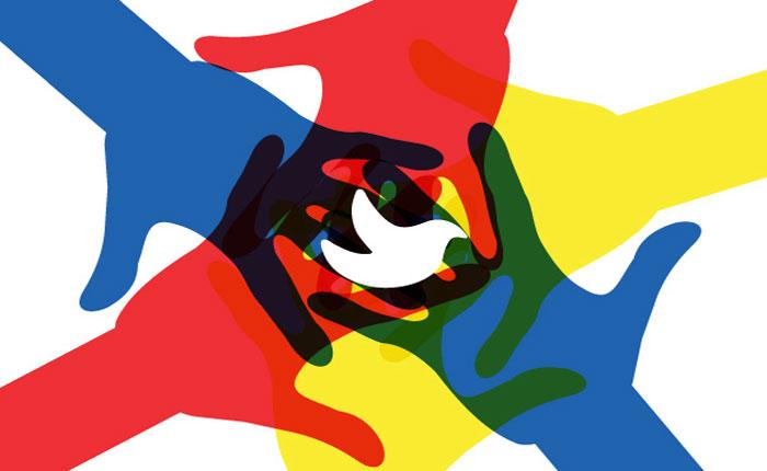 Derechos sin revés: La paz es un valor, un principio y un objetivo