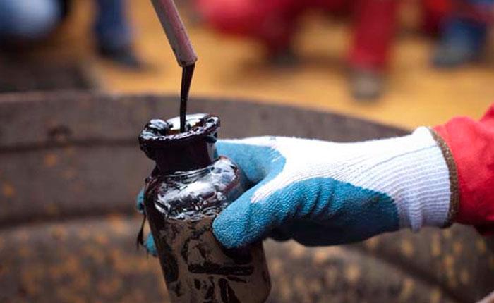 Precio de petróleo nacional se ubica en $ 44,01