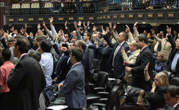 AN declaró ruptura de orden constitucional y la existencia de un golpe de Estado