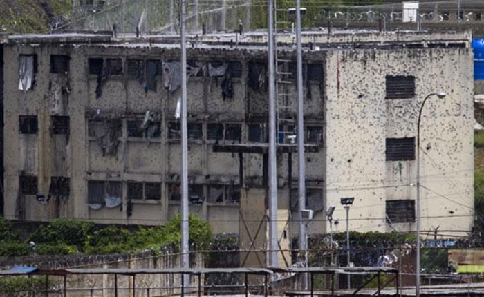 Sistema penitenciario es el reflejo de la crisis de instituciones