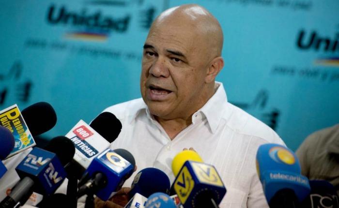 """Chúo Torrealba a Maduro: """"No podrás dividir a la oposición"""""""