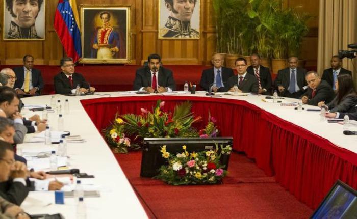 Inicio del diálogo entre Gobierno y oposición será en Caracas