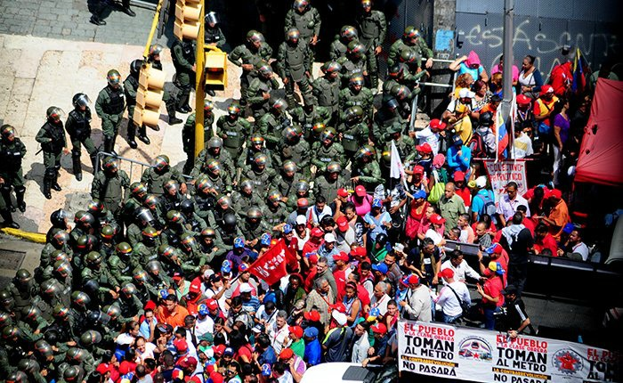 enfrentamiento-gnb-chavistas