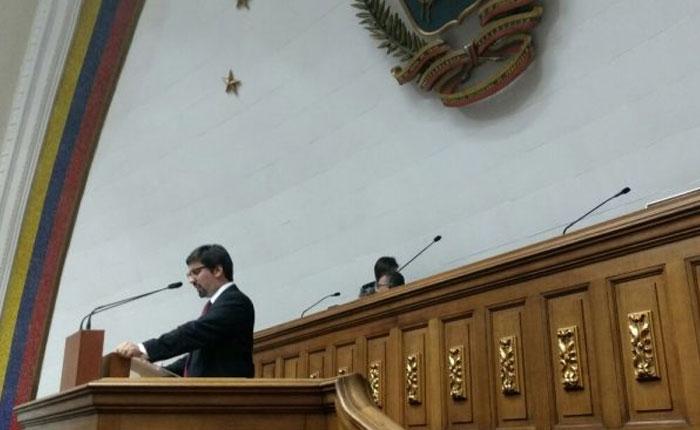 """Freddy Guevara: """"Ley contra la Corrupción evitará el nepotismo y malversación de fondos del Estado"""""""