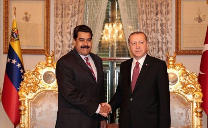 Presidente turco Erdogan anuncia que visitará Venezuela a principios de 2017
