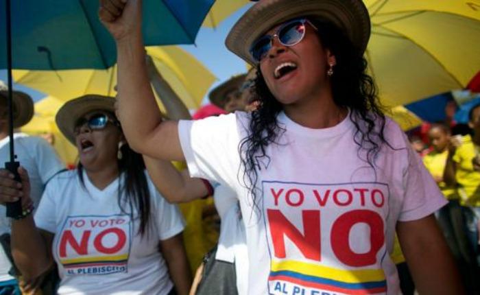 Colombia votó: NO a la Impunidad, SI a la Paz, por María Teresa Belandria