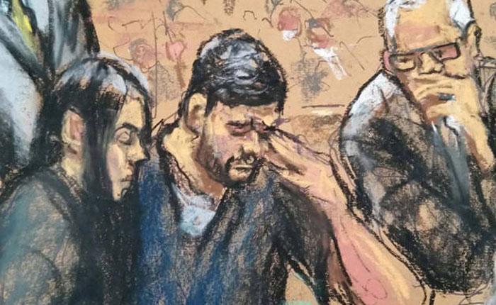 Las 8 perlas que lanzó la defensa de los sobrinos Flores durante el juicio #7Nov