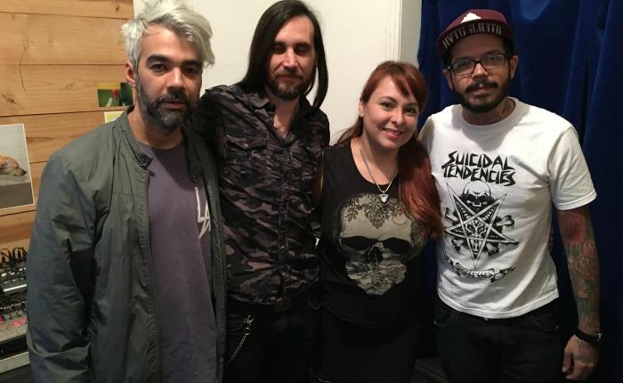 Humano Derecho con la fundación Union Rock Show