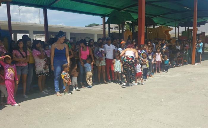 Iris Varela le pichó a Ugueth Urbina el conflicto en la PGV
