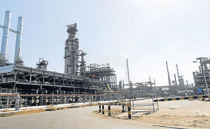 Refinería de Amuay trabaja a 40 % de su capacidad