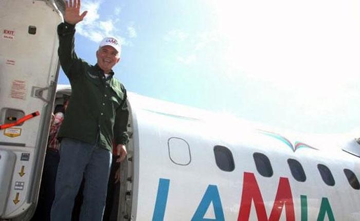 Promesas fallidas, mudanzas y negocios oscuros en Venezuela de la aerolínea LAMIA