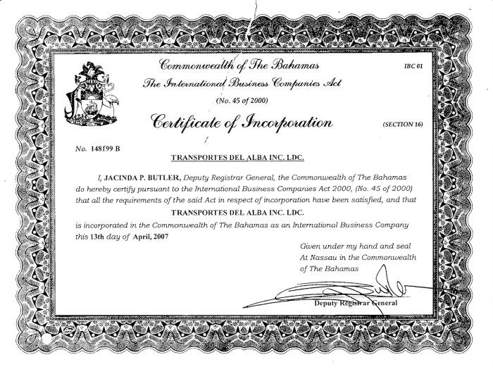 certificado-incorporacion-transalba