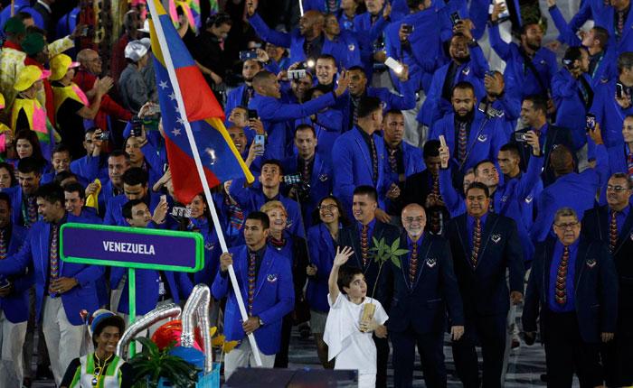 Una sentencia del TSJ estuvo a punto de impedir el desfile de Venezuela en Río 2016