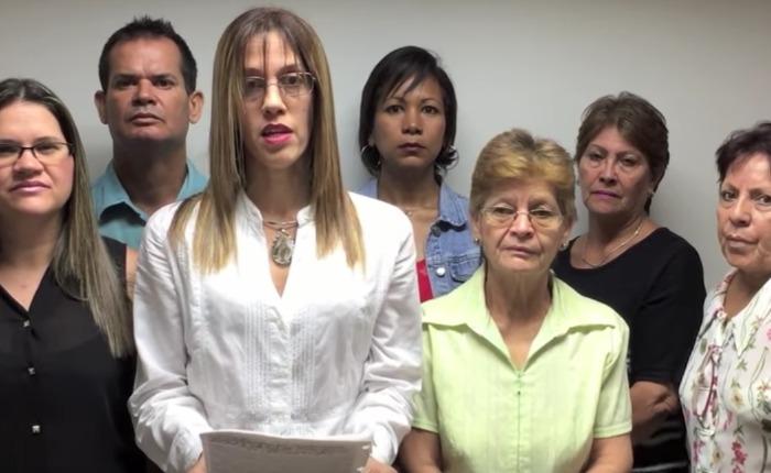 (Video) Esposa de profesor del Emil Friedman investigado por abuso sexual asegura que hay irregularidades en el caso
