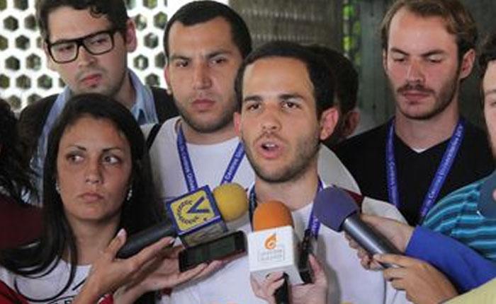 Hasler Iglesias anunció tres semanas de actividades estudiantiles