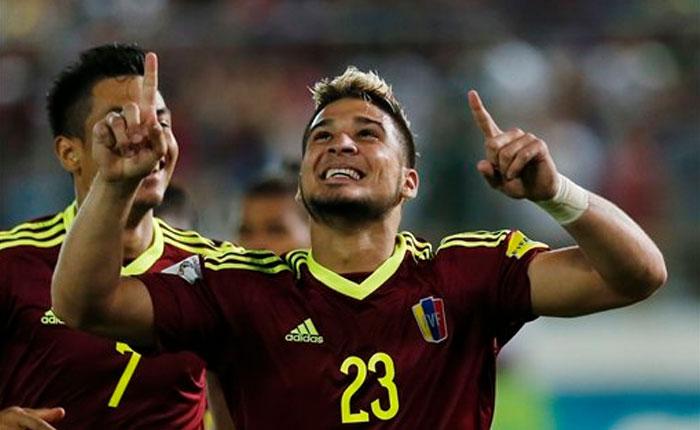 Eliminatorias mundialistas: Venezuela golea 5-0 a Bolivia