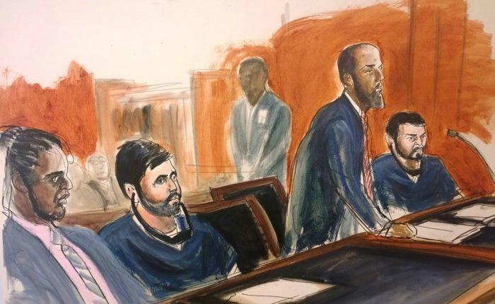 A horas del juicio final de los sobrinos de Cilia Flores