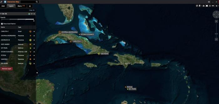 satelite-buques-petroleo-cuba