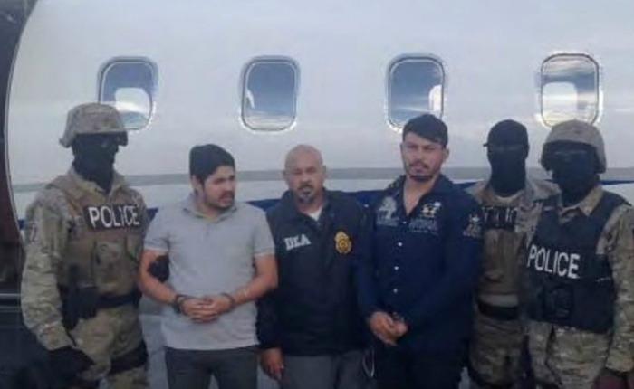 Sobrinos de Cilia Flores piden no mostrar al jurado sus fotos con grilletes cuando subían al avión de la DEA