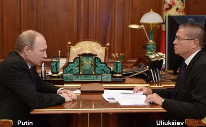 Detienen a ministro de Desarrollo Económico de Rusia por soborno de US$ 2 millones de petrolera Bashneft