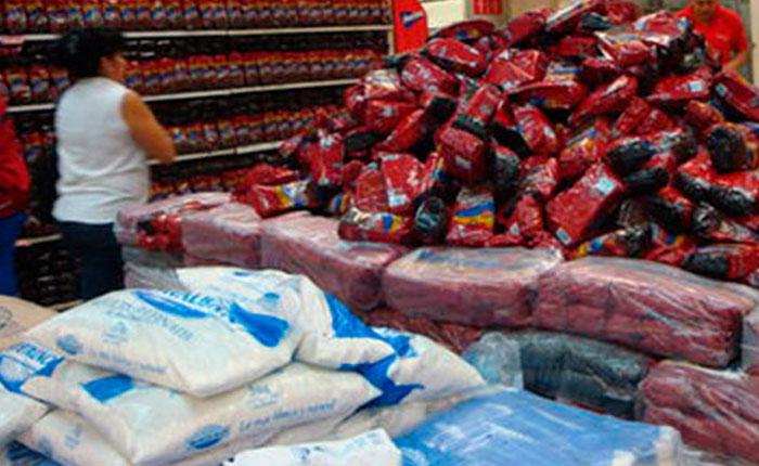 Sundde publicó los nuevos precios del café, la azúcar y la harina de maíz
