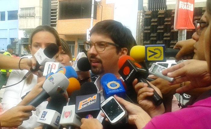 Freddy Guevara solicitó investigación sobre Rafael Ramírez ante la Fiscalía General