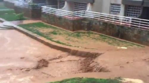 Así afectaron las torrenciales lluvias a los estados Mérida, Carabobo, Lara y Nueva Esparta