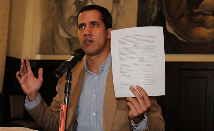 La MUD evalúa opciones para subsanar omisión del Poder Ciudadano