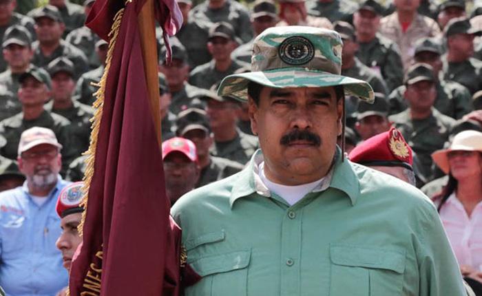 """Maduro denunció a El Tiempo de Colombia por """"cultivar campaña de odio"""" contra Venezuela"""