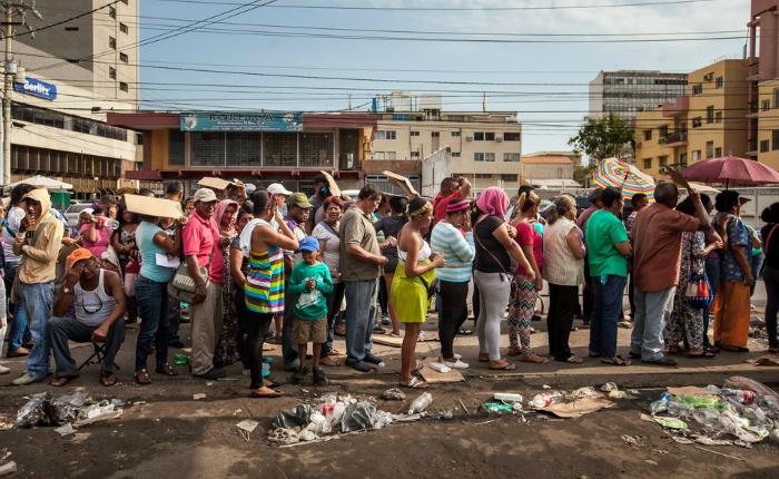 Informe de la FAO omite información sobre crisis alimentaria en Venezuela