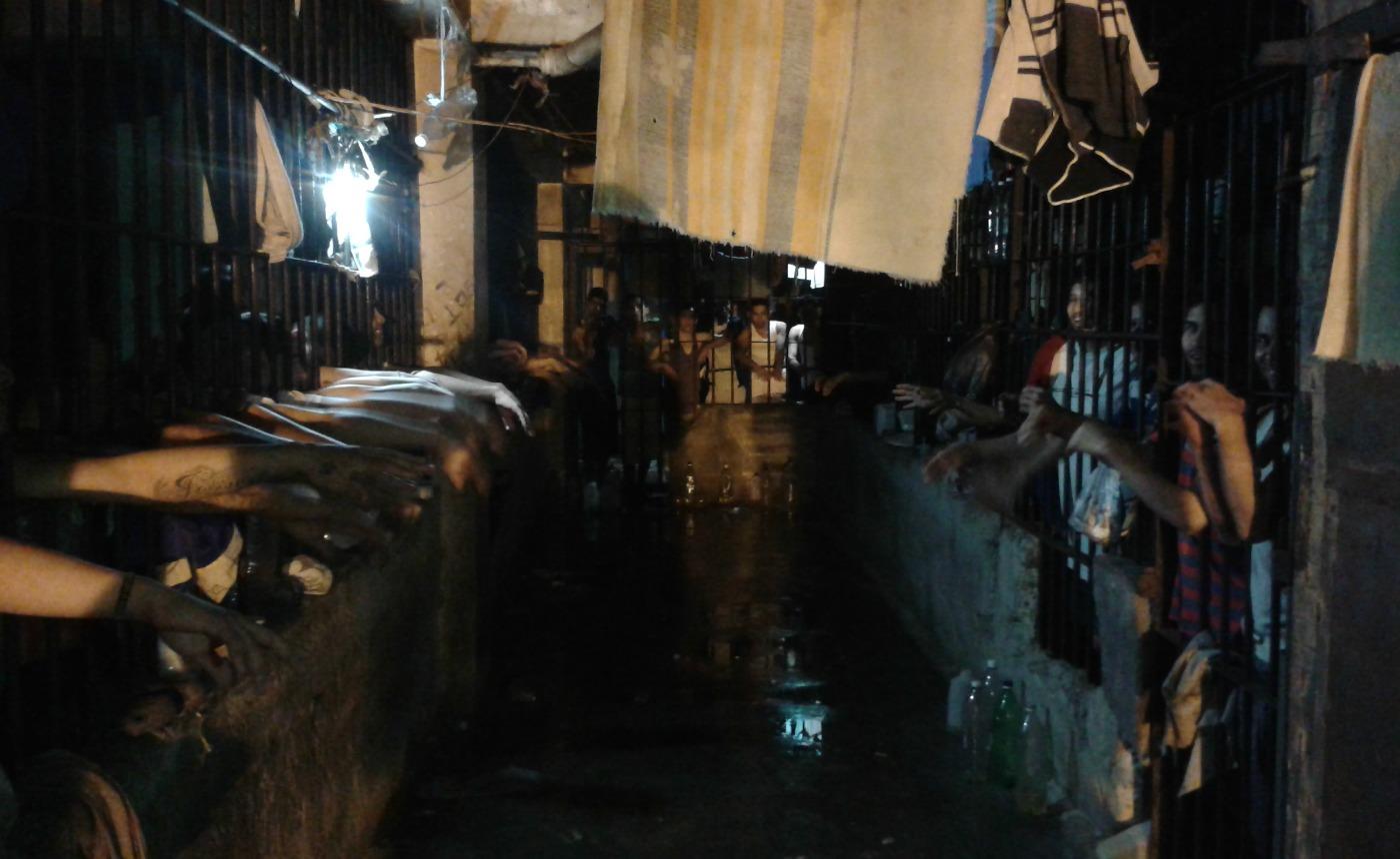 Calabozos policiales en Gran Caracas son cárceles paralelas con sótanos de presos y reclusas embarazadas