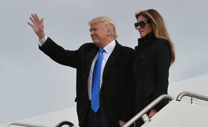 10 cosas que hacen la toma de posesión de Trump un show de segunda