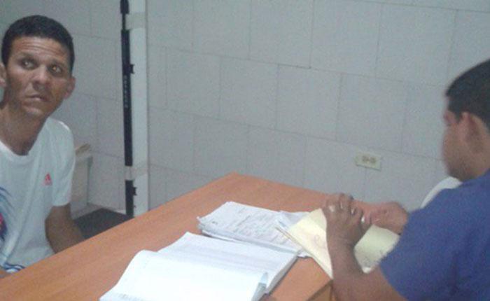 Iris Varela difundió imágenes de Gilbert Caro en prisión