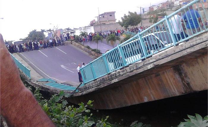 Jaime, en Venezuela ya no hay puentes, por Maria Alesia Sosa Calcaño