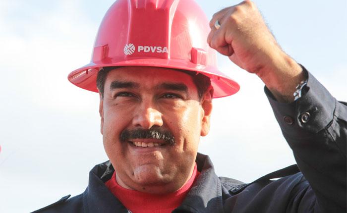 Maduro nombró nueva junta directiva de Pdvsa durante su programa dominical