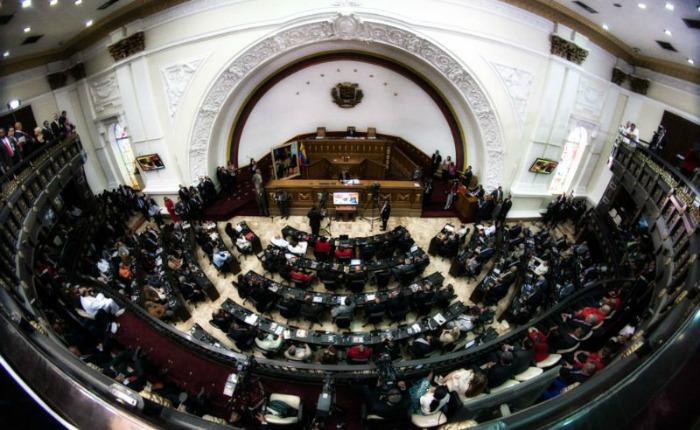 Parlamento aprueba declarar emergencia sanitaria en Venezuela