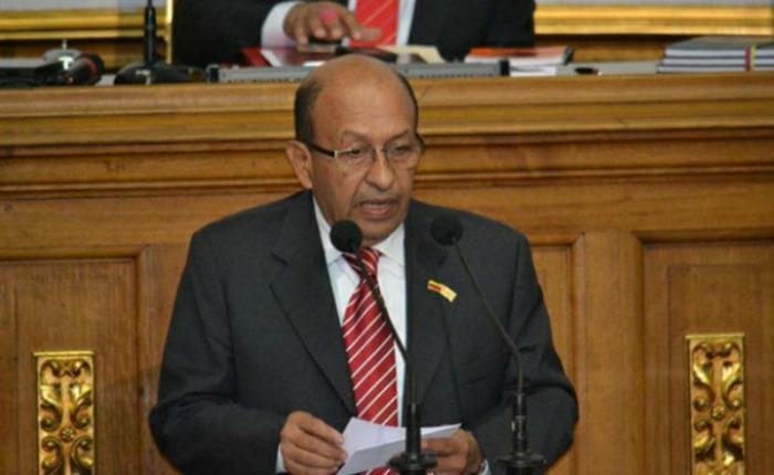 Transparencia Venezuela solicitó la destitución del Contralor General de la República