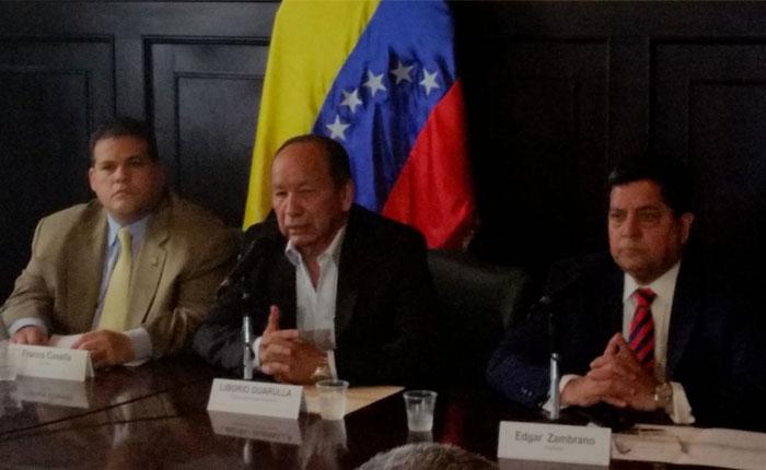 Liborio Guarulla: Existe negligencia en búsqueda de helicóptero desaparecido en Amazonas