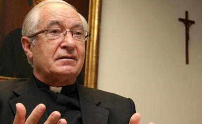 """Ugalde: """"El Gobierno está tratando de sembrar la idea de que el Papa no está con la Iglesia venezolana"""""""