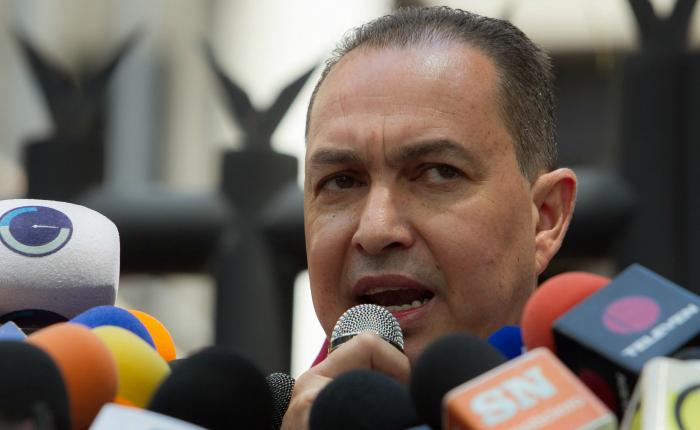 El diputado Richard Blanco exige el ingreso de la DEA a Venezuela