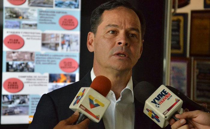 Vielma Mora: Juan Requesens y Gaby Arellano lideraban un plan desestabilizador en Táchira