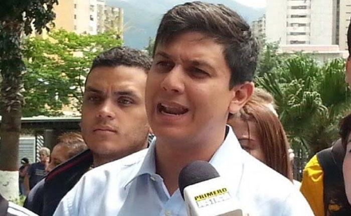 Jesús Armas: Mientras caraqueños pasan hambre Jorge Rodríguez gasta el dinero en Carnavales