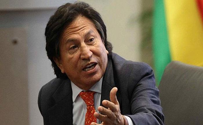 Emitieron orden de captura contra expresidente peruano Toledo por caso Odebrecht