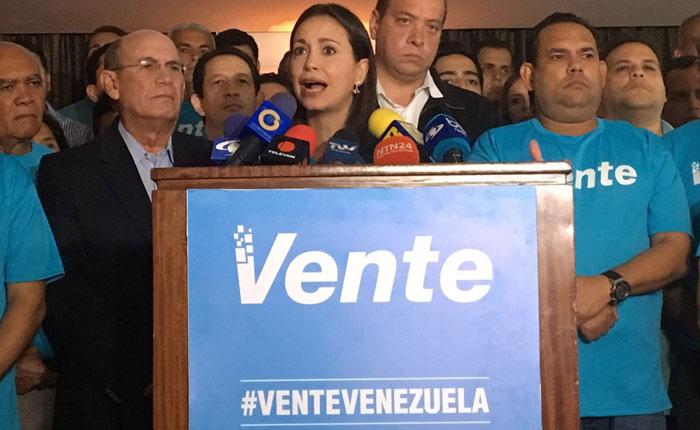 Colectivos agredieron a miembros de Vente Venezuela en Anzoátegui